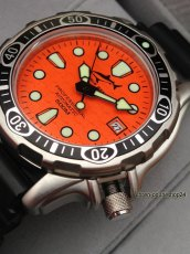 CHRIS BENZ DEEP 500M Automatic Orange