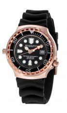 Riedenschild 100ATM Rose GOLD Edition Taucheruhr RS9000-09