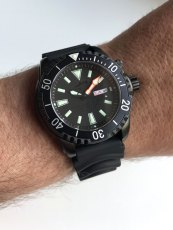 CHRIS BENZ Defense Kommando Diver