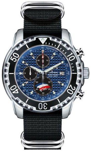 CHRIS BENZ Antoine Albeau Chronograph 200M