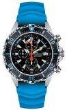 CHRIS BENZ DEPTHMETER Chronograph 300M Blau